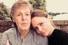 Stella McCartney Instagram Jun 18, 2017 Happy Birthday and Happy Father's Day, Paul!!