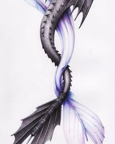 Art by Grawuar . Httyd Dragons, Got Dragons, Dreamworks Dragons, How To Train Dragon, How To Train Your, Cute Disney Drawings, Cute Drawings, Stickers Kawaii, Toothless Dragon