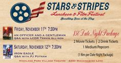 Tanya Foster | Dallas Lifestyle Blogger | hot ticket: 2016 Stars and Stripes Luncheon and Film Festival | http://tanyafoster.com