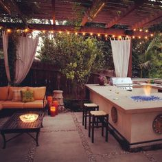 Here's what it takes to create the best outdoor entertaining area (hint, it's easier than you think!)