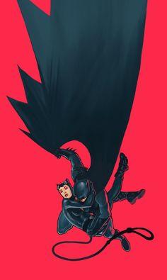 The Bat and The Cat - Qistina Khalidah
