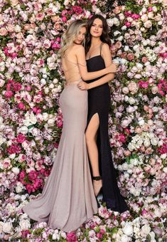 Dramatic Clarisse Couture long dress style 8213 is the ideal choice for your senior prom. This dress showcases a scoop neckline with thin spaghetti stra. Grad Dresses, Formal Dresses, Prom Gowns, Wedding Dresses, Trumpet Dress, Perfect Prom Dress, Two Piece Dress, Dress Collection, Dress To Impress