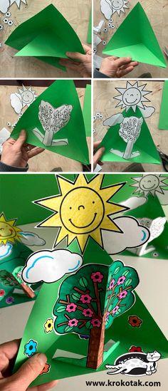 Seasons Activities, Work Activities, Children Activities, School Projects, Art Projects, Sunday School, Art School, Art For Kids, Crafts For Kids