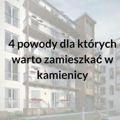 Zastanawiacie się nad kupnem mieszkania w kamienicy? Poznajcie 4 powody dla których warto zamieszkać w tych zabytkowych nieruchomościach i rozwiejcie swoje dylematy :)