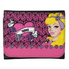 Pin-up Girl, Rock-A-Billy Wallets