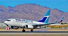 https://flic.kr/p/D1b97X | C-FCWJ 2008 Boeing 737-7CT C/N 35086 | McCarran International Airport (LAS / KLAS) USA - Nevada December 5, 2015 Photo: Tomás Del Coro