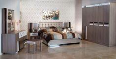 أبرزي مساحة غرفتك باختيارك غرفة نوم بألوان محايدة من #ميداس #مساحة #غرفة_نوم #ألوان #أثاث