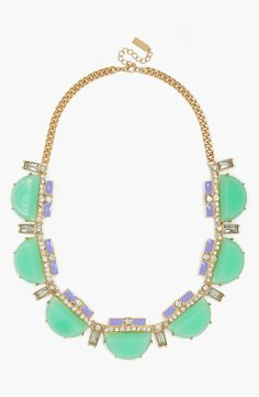 Love this Bauble Bar for Nordstrom necklace!