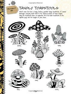 The Art of Zentangle: 50 inspiring drawings, designs & ideas for the meditative artist: Margaret Bremner, Norma J. Burnell, Penny Raile, Lar...