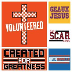 Parody t-shirt designs for SEC fans at www.kjvapparel.com!