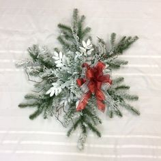 Snowflake Wreath, Christmas Wreath, Winter Front Door Wreath, Christmas Wreath for Front Door, Winter Decor – Wreath For Front Door İdeas. Sunflower Arrangements, Artificial Flower Arrangements, Christmas Wreaths For Front Door, Door Wreaths, Christmas Decor, Snowflake Wreath, Twig Wreath, Photo Wreath, Etsy Wreaths