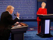Política exterior en el segundo debate Clinton y Trump les interesa a los estadounidenses - El Financiero
