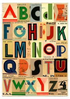 There's one thing every nursery needs - an alphabet poster. Here are our picks of the best alphabet art for the nursery wall from Etsy. Typography Alphabet, Alphabet Print, Typography Fonts, Typography Design, Alphabet Design, Alphabet Party, Inspiration Typographie, Typography Inspiration, Art And Illustration