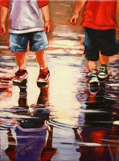 Splish Splash by ~artistwilder on deviantART