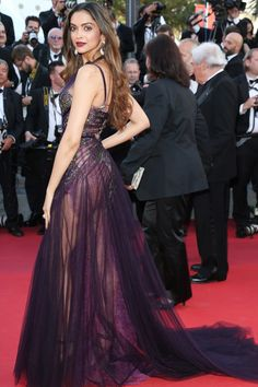 13 More Photos Of Deepika At Cannes And I Can't Promise If This Is The Last Batch