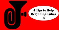 4 Tips to Help Beginner Tuba Players - Band Directors Talk Shop Teaching Techniques, Teaching Methods, Teaching Ideas, Band Director, Elementary Music, Music Therapy, Teaching Music, Music Education, Music Stuff