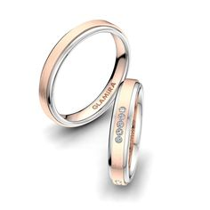 The wedding rings are still the most popular choice of many brides and bridegrooms.