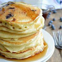 Easy Recipes :) Chef ^_^: Homemade Fluffy Pancake Mix