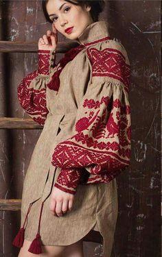 PaniZTernopolya  Ukrainian folk beauty.