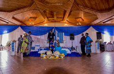 Vows. Venda/Swazi wedding