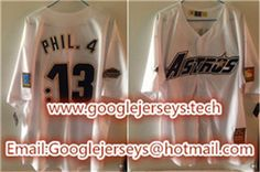 Astros  White Cooperstown Collection Throwback Stitched MLB Jersey on sale,for Cheap,wholesale