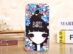 HTC M8 Protective Cartoon Silicone Case Cover with Plastic Framehttp://www.oz3ds.com/product.php?id_product=433