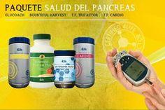 Para la buena salud del páncreas. Excelente en casos de diabetes o hipoglicemia.  #glucoach #transferfactortrifactor #cardio #bountifulharvest  www.tiendafuentedevida.my4life.com