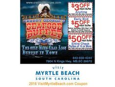 Printable Coupons For Myrtle Beach Sc