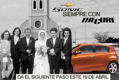 @Chevrolet Colombia y su nuevo Chevrolet Sonic te invitan al concierto más esperado de los últimos tiempos: The Cure en Bogotá el 19 de abril en el Parque Simón Bolívar. #TheCureDeGiraxChevrolet #TheCure #Colombia #Bogota #Chevrolet #Sonic
