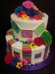 Pastel mexicano Día de muertos Fiesta Mexicana Pastel de boda Mexicana Bodas mexicanas Pastel de bodas