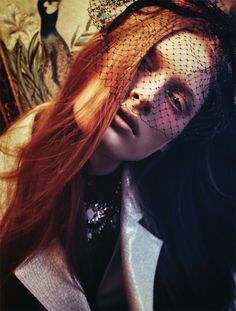 Queen of Hearts by Ryan Michael Kelly for Veoir Magazine