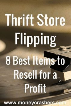 Useful info on thrifting for profit! With the right approach, thrift store flipping – the practice of purchasing items from a thrift shop with the intent to resell them – can go from a hobby to an income stream.