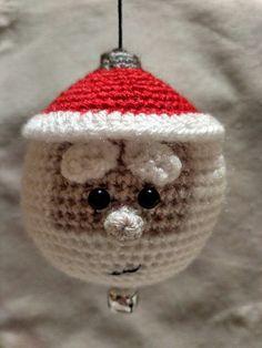 Papá Noel para colgar en el árbol o en cualquier otro sitio