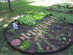Herbal Garden Ideas