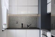 MIESZKANIE NA BEMOWIE 43m2 | Projektowanie wnętrz mieszkalnych, komercyjnych – Bizzonarch