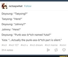 NCT Meme