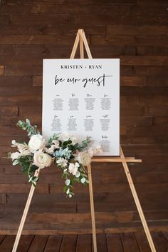 Printable Wedding Seating Chart, Modern Seating Plan, Wedding Seating Plan, Table Chart, Guest Plan | RILEY