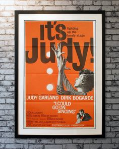 Jenny, a superstar, visits her former lover, David and requests to see their son, Matt, who she abandoned years ago. When Matt chooses David over Jenny, she is left agonized. Original Movie Posters, Judy Garland, Present Day, Superstar, Abandoned, 1960s, Singing, To Go, David