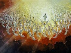 The CELESTIAL ORDER of the UNIVERSE - (Part 3) - The Princes & Archangels - Ministering Spirits & Angelic Guardians