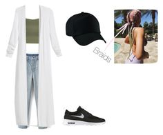 """No pictures"" by alanna-perez-linares on Polyvore featuring WearAll, White House Black Market and NIKE"