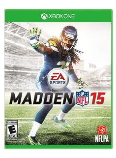 Amazon.com: Madden NFL 15 Standard Edition - Xbox One: Video Games  Purchased!