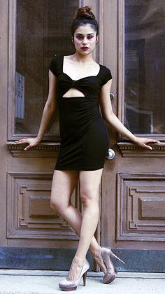 Daisy Spade Sweetheart Mini Dress