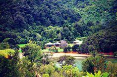 Mistletoe Bay Eco Village view from the Peninsular Walk