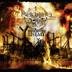 """BURNING POINT: Re-issues of """"Empyre"""" & """"Burned Down The Enemy"""" out now!  After releasing their self-titled album in June (which also marked the debut of former Battle Beast vocalist Nitte Valo in BURNING POINT), the band's first four albums will be re-released soon, with each of them including bonus tracks."""