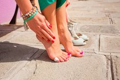 8 Of The Best Products To Prevent Blisters From Shoes, Heels And Sandals Prevent Blisters, Toe Blister, Sore Heels, Moisture Wicking Socks, Comfortable Work Shoes, Blundstone Boots, Travel Wardrobe, Running Sneakers, Gera