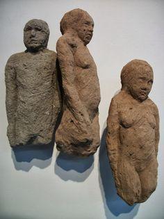 Ledelle Moe's anthropomorphic figures