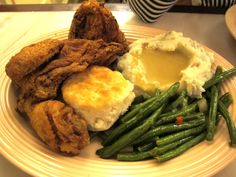 Plaza Inn Fried Chicken by 2 Miss Mouses