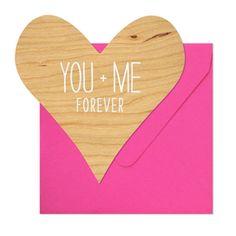 You & Me | Sugarpaper #Valentine YOU + ME FOREVER