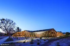 Centro Administrativo do Campus da Universidade de Claremont,© Michael Moran
