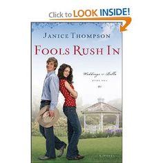 Fools Rush In (Weddings by Bella) --- http://www.pinterest.com.tocool.in/bp